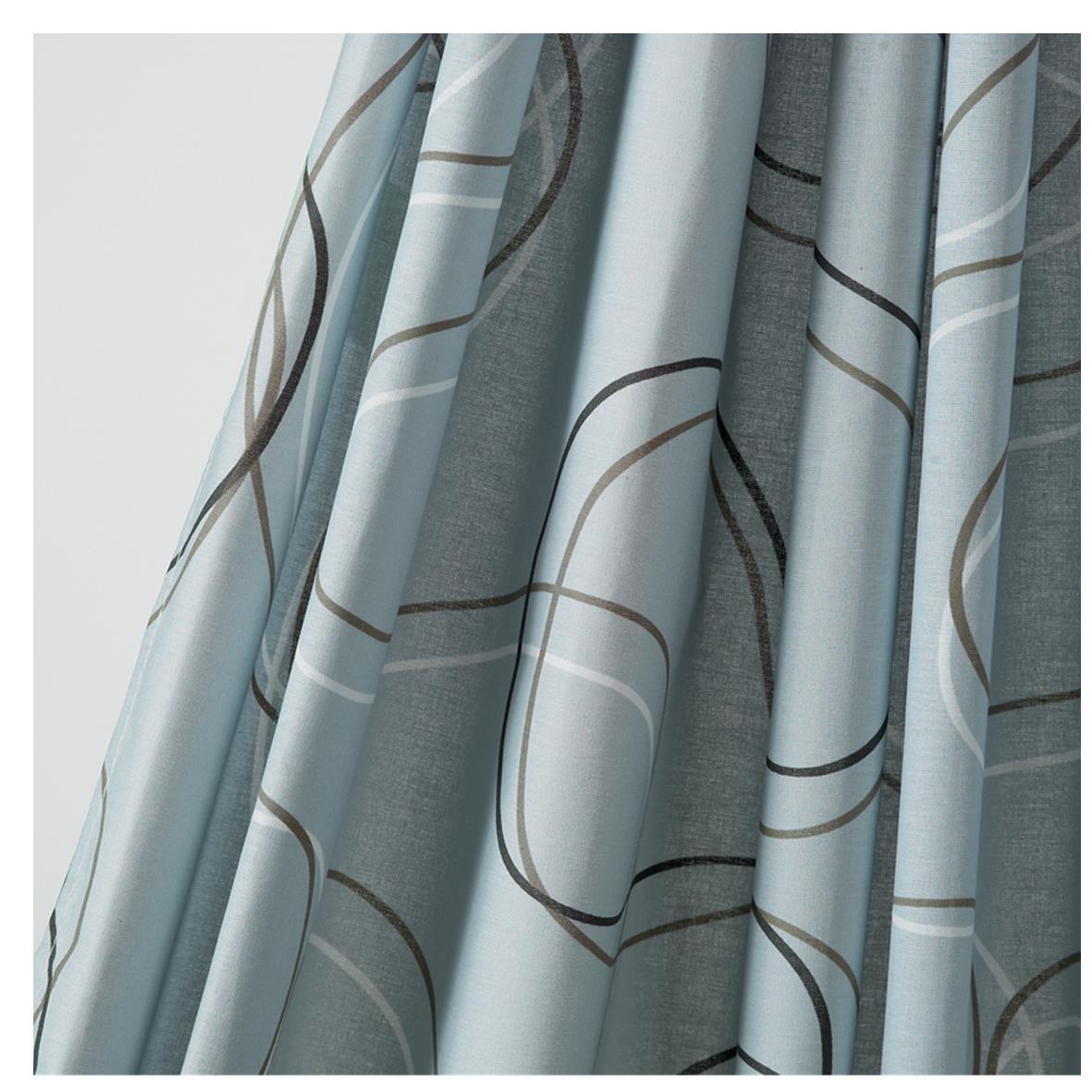 Tiebacks Bowline Grey