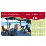 Isabella Cadeaubon 10 euro